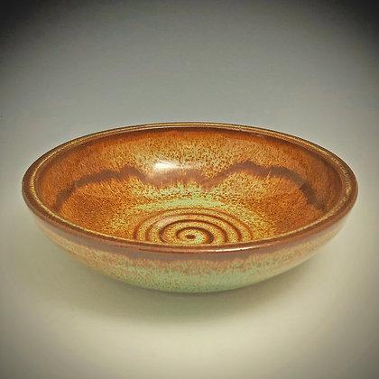 Green & Brown Bowl