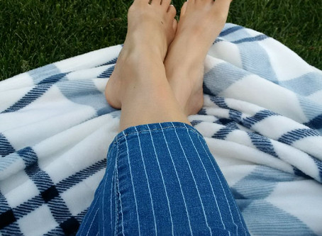 From a Pedicure to the Park: A Spectrum of Self-Care