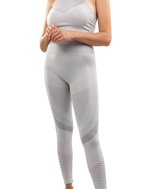Helia Seamless Leggings - Grey