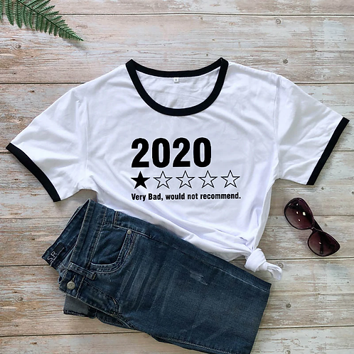 2020 Very Bad T-shirt