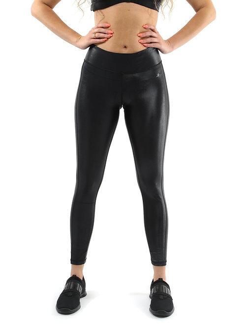 Cortina Activewear Leggings - Black [MADE IN ITALY]