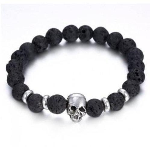 Skull 4 Edition - Lava Bead