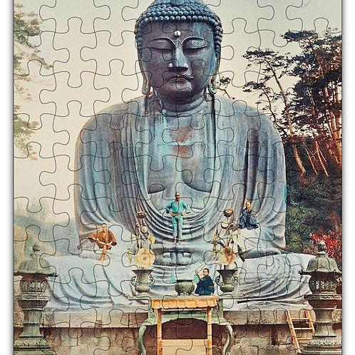 Buddha Puzzle #6800