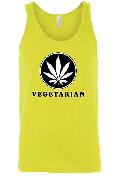 Vegetarian Tank Top Shirt
