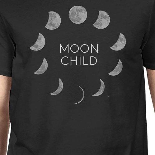 Moon Child Black Shirt