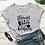 Thumbnail: Flannel Boots & Bonfires T-Shirt