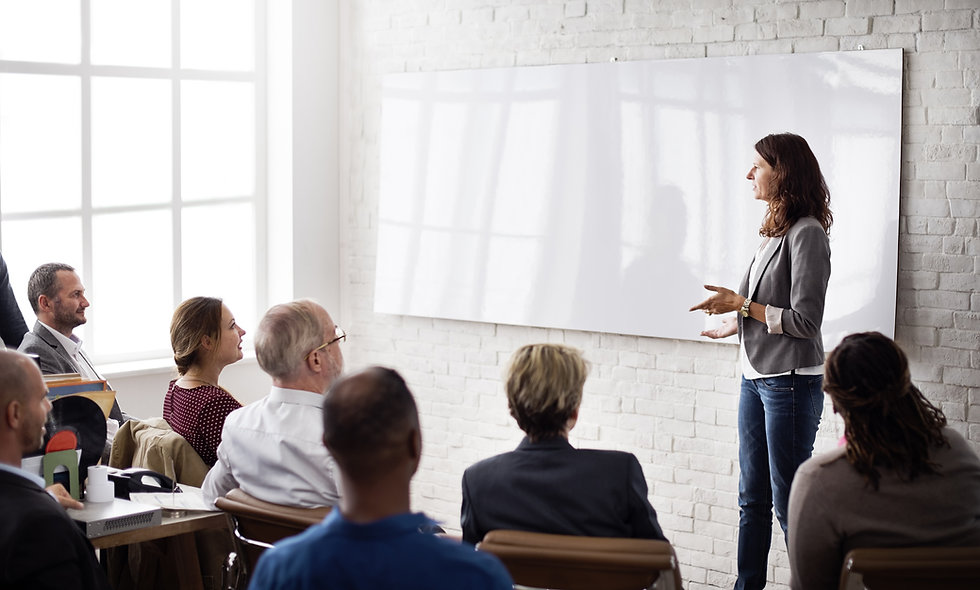Trinn 1. Sertifisert NLP coach og motivator