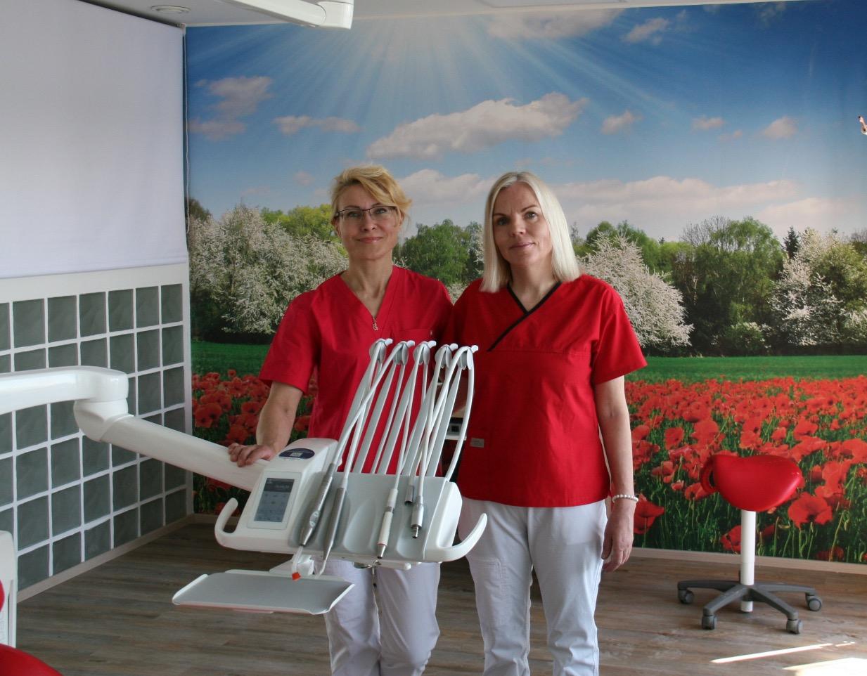 Nova hammaslääkärit
