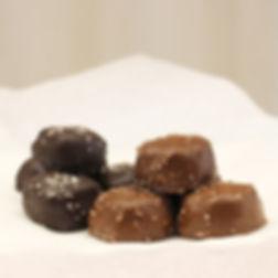 Milk Chocolate Sea Salt Vanilla Caramel