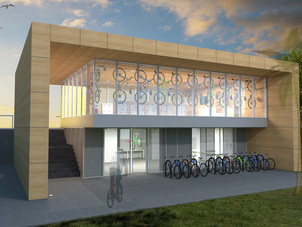 ITU BICYCLE HOUSE PUBLISHED ON XXI