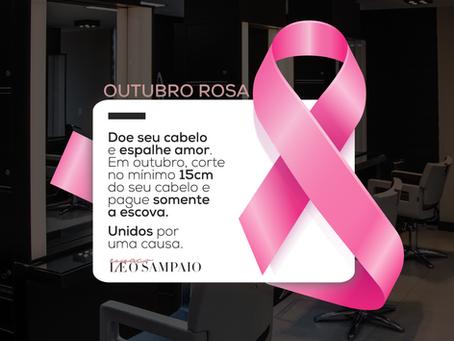 Junte-se a nós neste Outubro Rosa!✨