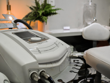 Tratamentos de radiofrequência, radiofrequência criogênica e alta frequência: Hertix Smart