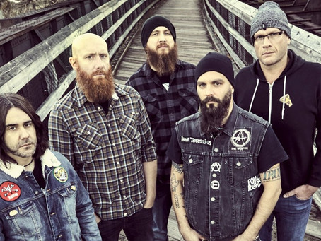 Killswitch Engage slipper live video