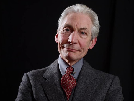 The Rolling Stones hedrer Charlie Watts