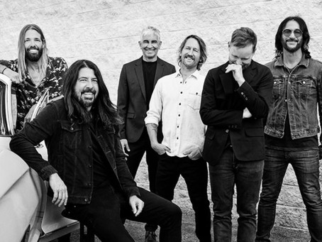 Good guys Foo Fighters