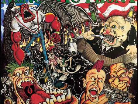 Historien bak: Agnostic Front - Cause For Alarm (1986)