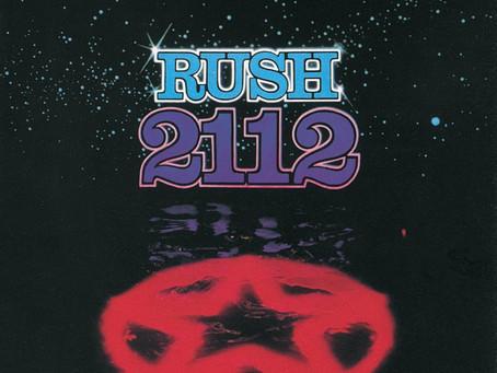 Historien bak: Rush - 2112 (1976)