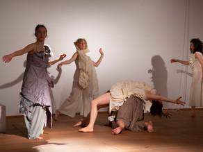 Huldufólk - Ein Performance Projekt von Anika Reidt
