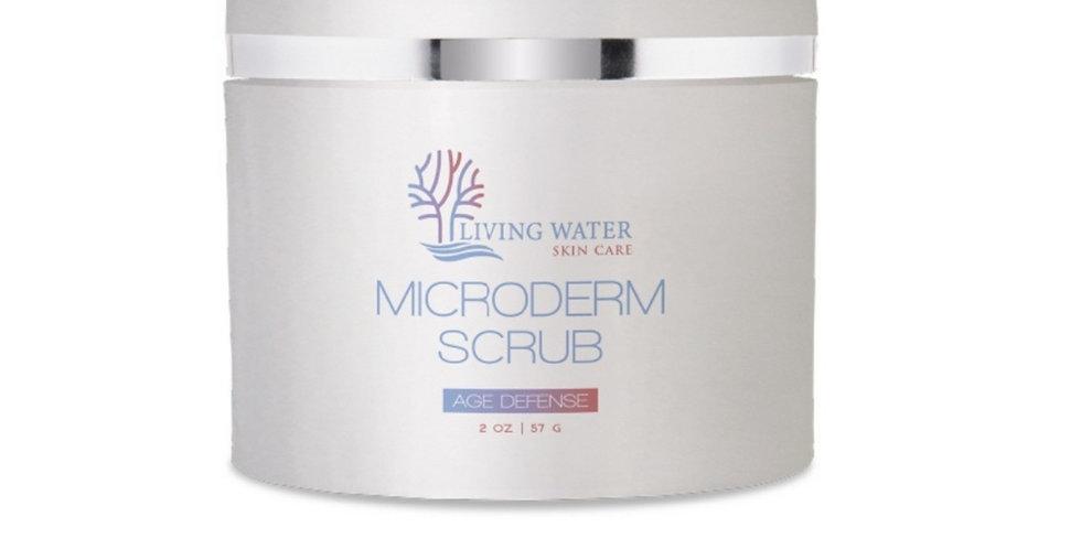 Microderm Scrub