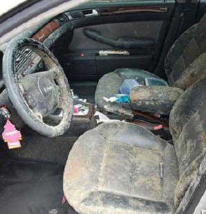 Vehicle Moisture Inspection