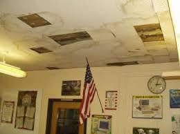 Schools & Commercial Buildings Moisture