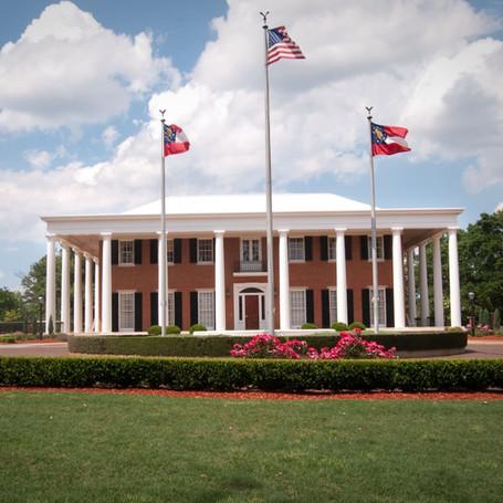 Georgia Govenor's Mansion