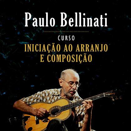 Paulo Bellinati - Curso exclusivo online ao vivo - vagas limitadas