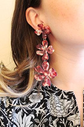 Flora Statement Earrings