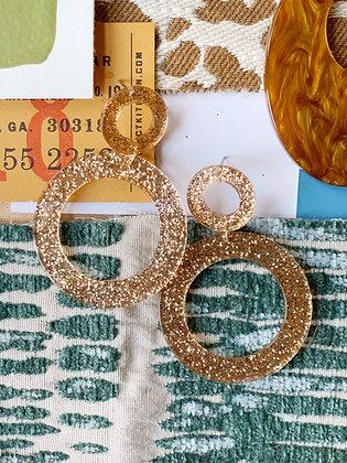 Ornament Statement Earrings