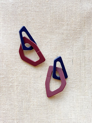 Prudence Statement Earrings