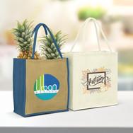 Lanza Juco Tote Bag 2