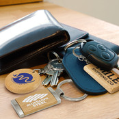 Artisan and Albion Key Rings
