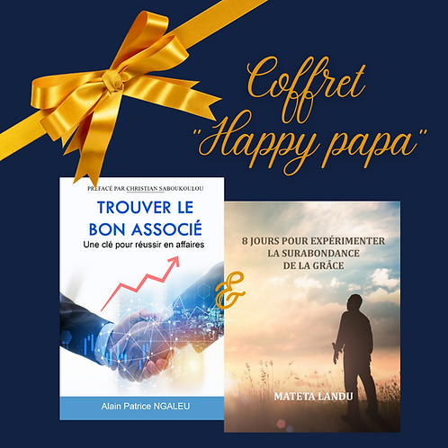 Coffret Happy Papa