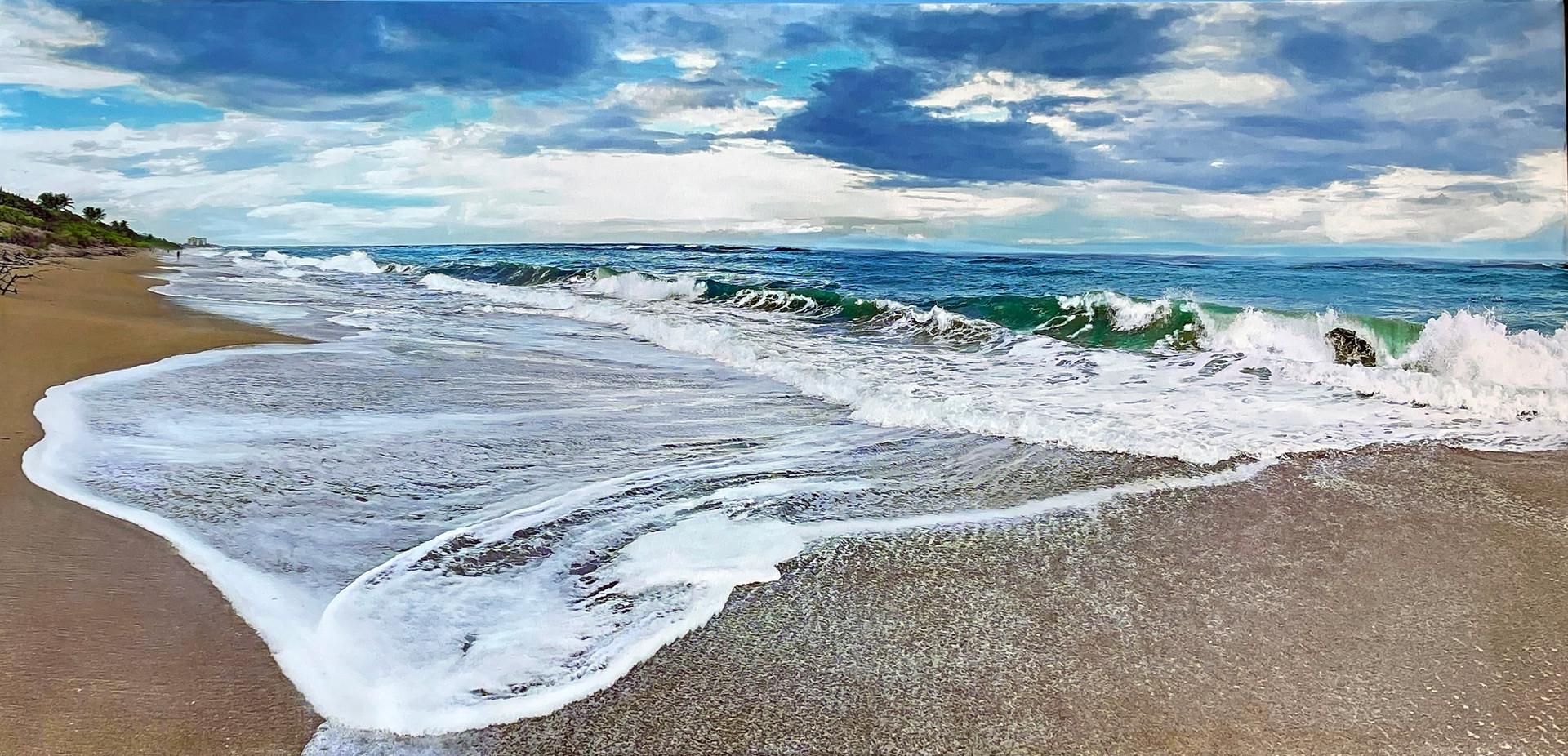 Juno Beach Panorama #3