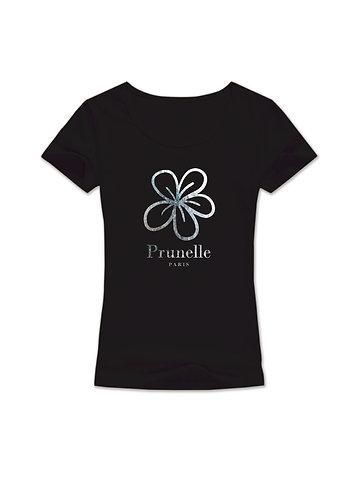 Tshirt Prunelle Paris noir