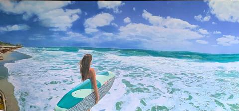 Krysti wants to Surf