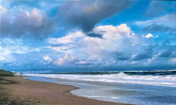 Juno Beach Dusk #1