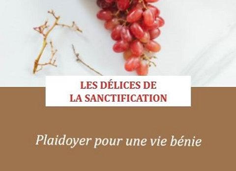 Les délices de la sanctification