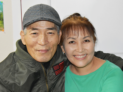 Colorado scenery inspires Korean-American father to paint as a way to forget his pain