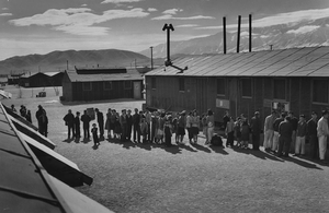Japanese American history internment camp