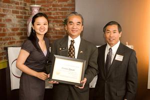 Award Recipient for Asian American Hero of Colorado