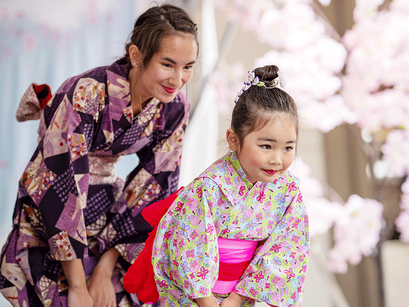 New Ways to Enjoy the Cherry Blossom Festival