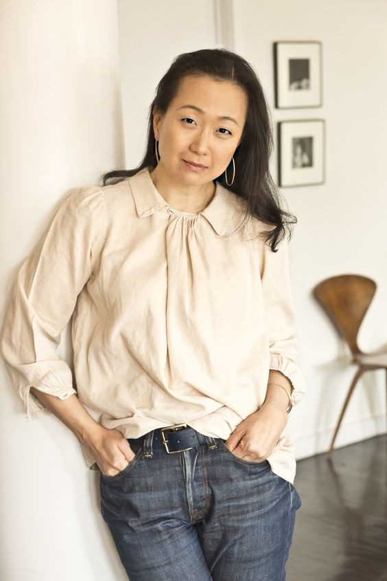 Author of Pachinko, Min Jin Lee