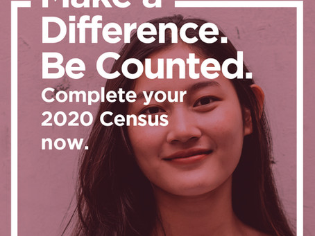 Complete your U.S. Census now.