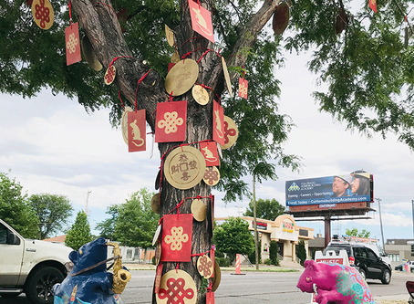 Denver Arts & Venues awards music and art school grant to create Lunar New Year sculpture