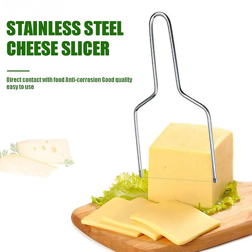 Stainless Steel Eco Friendly Cheese Slicer Machine Cheese Cutting Tool