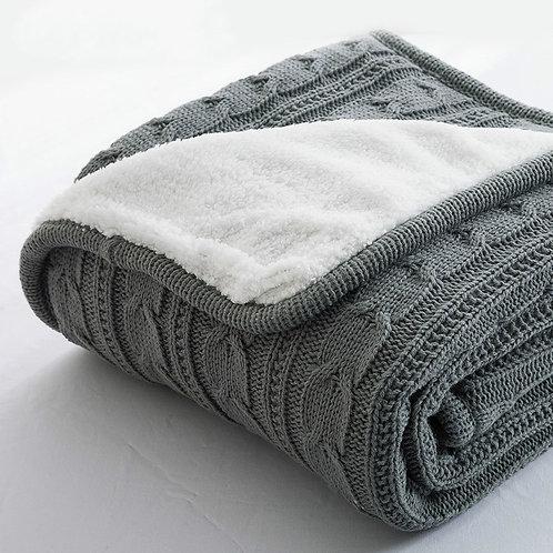 100% Cotton High Quality Sheep Velvet Blankets Winter