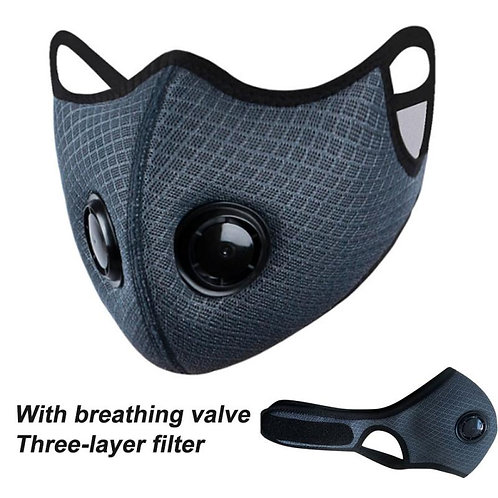 Filter Masks Face Shield Respirators with Mask