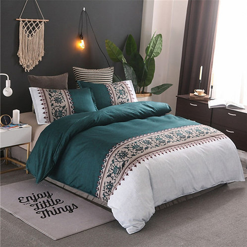 Yimeis bedding, plain duvets and bedding set