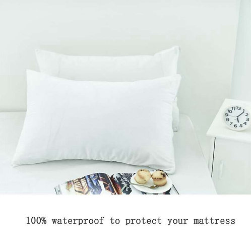 1PC 50X70CM  pillowcase with zipper